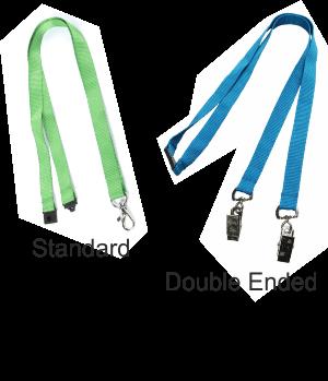 Lanyard Styles
