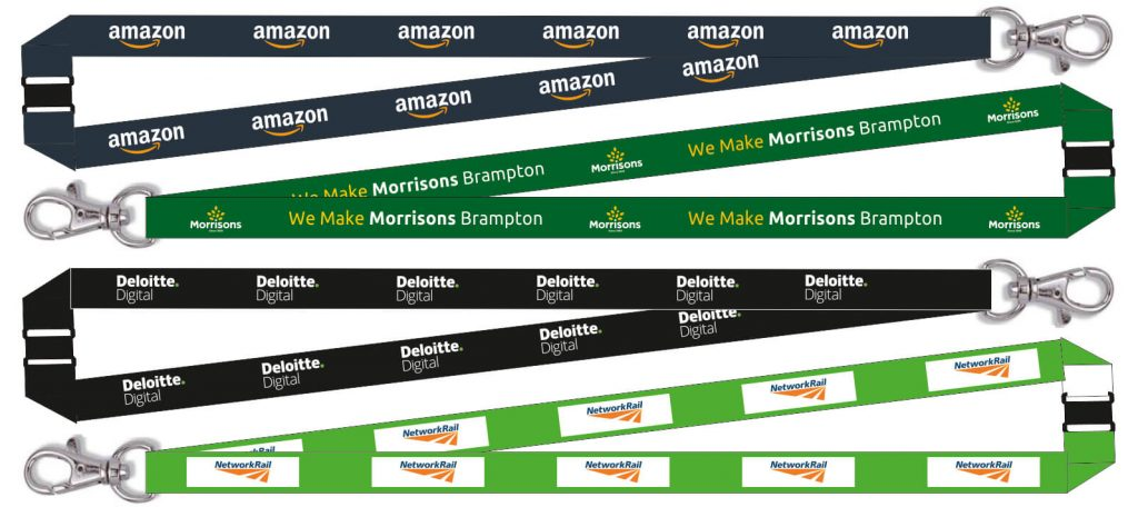 Business Company Lanyards