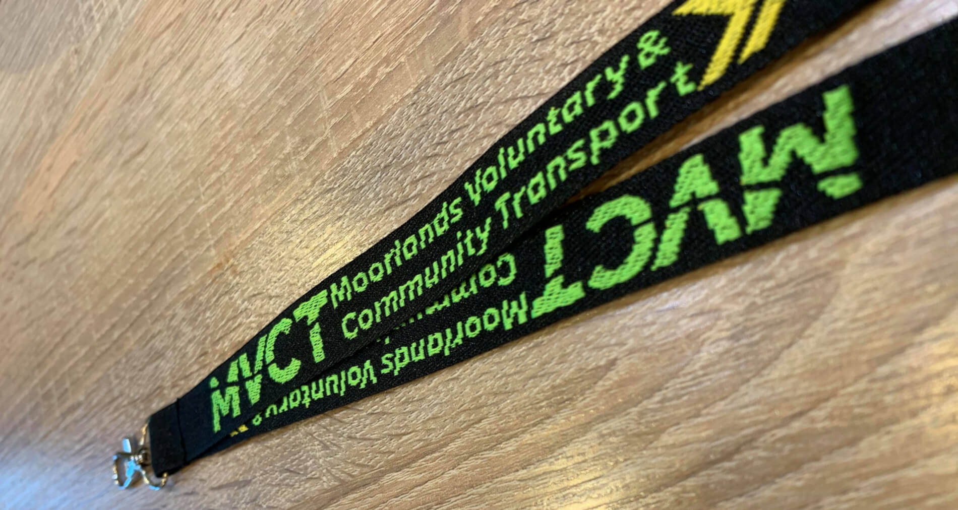 branded lanyards recognition